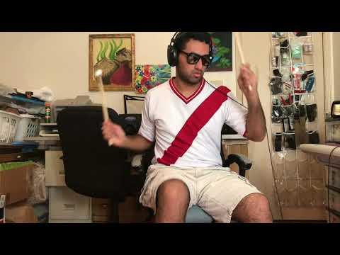 Aerodrums - New Rules Drum Cover - Dua Lipa - Michael Tonga
