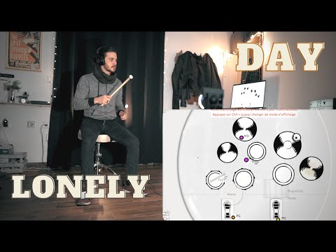 SYSTEM OF A DOWN - LONELY DAY - DRUM COVER ft Aerodrums 😱🔥