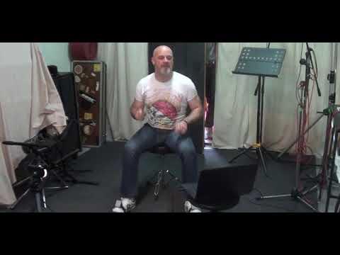 Ghostbusters on Aerodrums -Drum cover by Aleksandar Kosijer
