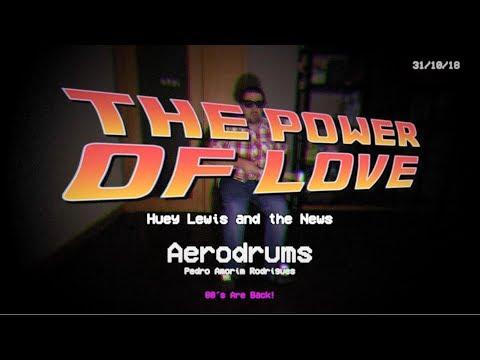 Aerodrums - Power of Love (Drum Cover)