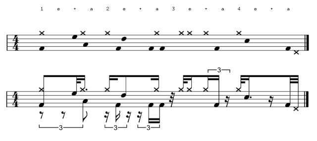 Drum drum tabs everlong : Drum : drum tabs notation Drum Tabs Notation and Drum Tabs' Drums