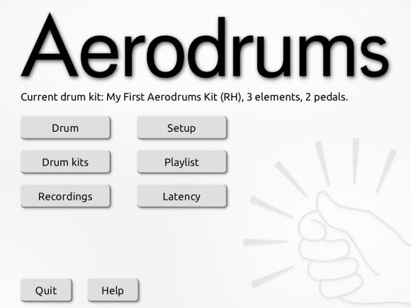 Aerodrums manual - Aerodrums