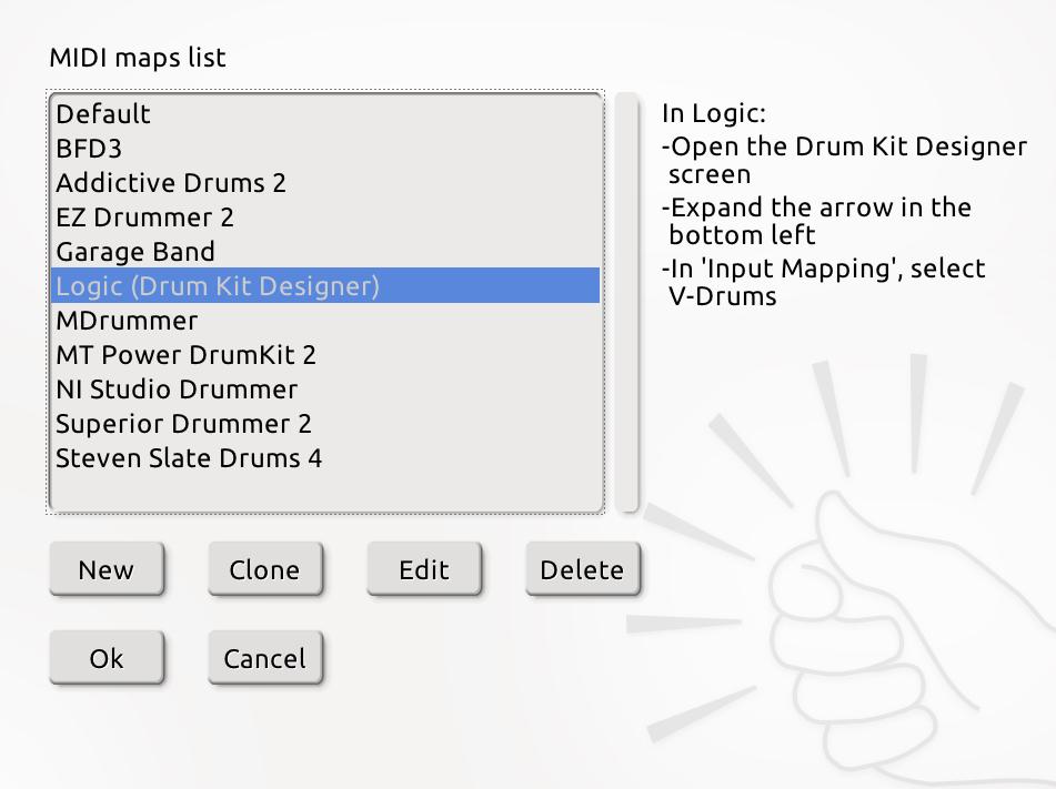 Using Aerodrums with DAWs / drum samplers - Aerodrums